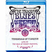 憂鬱藍調:夢的邊界-萊特島音樂節實況 Moody Blues: Threshold of a Dream - Live at the Isle of Wight Festival 1970  (藍光Blu-ray) 【Evosound】 - 限時優惠好康折扣