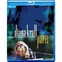 黛安娜.克瑞兒:巴黎現場 Diana Krall: Live In Paris (SD藍光Blu-ray) 【Evosound】 - 限時優惠好康折扣