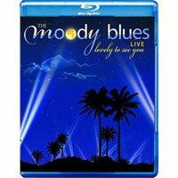 憂鬱藍調:現場演唱會 Moody Blues: Live - Lovely To See You  (藍光Blu-ray) 【Evosound】 - 限時優惠好康折扣