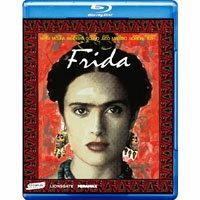 揮灑烈愛 Frida (藍光Blu-ray) 0