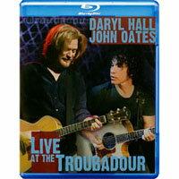 霍爾與奧茲:《吟唱詩人》現場演唱會 Daryl Hall & John Oates: Live at the Troubadour (藍光Blu-ray) 【Evosound】