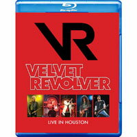 絲絨左輪:精選搖滾演唱會 Velvet Revolver: Live at Houston + Live at Rockpalast (藍光Blu-ray) 【Evosound】 - 限時優惠好康折扣