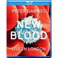 彼得蓋布瑞爾:新血 Peter Gabriel: New Blood – Live In London (藍光Blu-ray) 【Evosound】 - 限時優惠好康折扣
