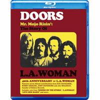 門戶合唱團:「洛城女郎」40週年紀念 The Doors: Mr Mojo Risin' – The Story Of L.A. Woman (藍光blu-ray) 【Evosound】 - 限時優惠好康折扣