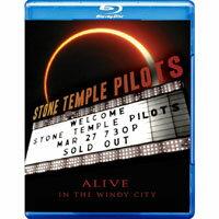 石廟嚮導合唱團:風城再生 Stone Temple Pilots: Alive In The Windy City (藍光Blu-ray) 【Evosound】 - 限時優惠好康折扣