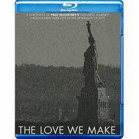 保羅麥卡尼:我們創作的愛 Paul McCartney: The Love We Make (藍光Blu-ray) 【Evosound】 - 限時優惠好康折扣