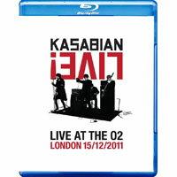 卡薩比恩:O2搖滾全紀錄! Kasabian: Live! – Live At The O2 (藍光Blu-ray) 【Evosound】