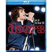 門戶合唱團:1968年好萊塢盃現場演唱會 The Doors: Live At The Bowl '68 (藍光blu-ray) 【Evosound】 - 限時優惠好康折扣
