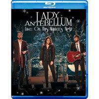 懷舊女郎:冬夜寄情演唱會 Lady Antebellum: On This Winter's Night (藍光Blu-ray) 【Evosound】 - 限時優惠好康折扣