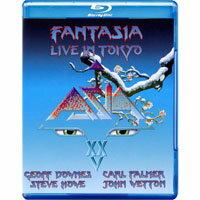 亞洲合唱團:東京現場 Asia: Fantasia Live in Tokyo (藍光Blu-ray) 【Evosound】