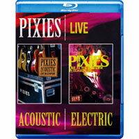 Pixies合唱團:美國現場 Pixies: PIXIES LIVE (藍光Blu-ray) 【Evosound】 - 限時優惠好康折扣