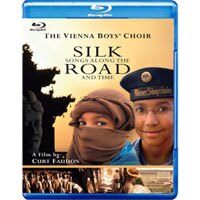 維也納少年合唱團:絲路 時光漫步之旅 Vienna Boys' Choir: Silk Songs Along The Road And Time (藍光Blu-ray) 【Evosound】 - 限時優惠好康折扣
