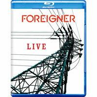 外國人樂團:外國人LIVE演唱會 Foreigner: Foreigner Live (藍光blu-ray) 【Evosound】 - 限時優惠好康折扣