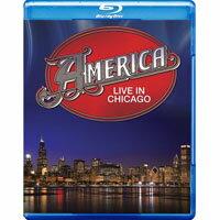 亞美利加合唱團:芝加哥現場演唱會實錄 America: Live In Chicago (藍光blu-ray) 【Evosound】 - 限時優惠好康折扣