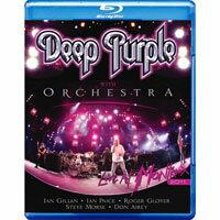 深紫色樂團與交響樂團:蒙特勒Live 2011 Deep Purple with Orchestra: Live At Montreux 2011 (藍光blu-ray) 【Evosound】