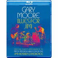 蓋瑞.莫爾:吉米漢醉克斯致敬演唱會 Gary Moore: Blues For Jimi (藍光Blu-ray) 【Evosound】 - 限時優惠好康折扣