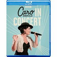 卡蘿.艾默洛:BBC現場演唱會 Caro Emerald: In Concert  藍光B