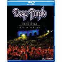 深紫色樂團:維洛納圓形劇場演唱會 Deep Purple & Orchestra: Live In Verona (藍光Blu-ray) 【Evosound】 - 限時優惠好康折扣