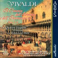 韋瓦第:四季小提琴協奏曲 Vivaldi: The Four Seasons (DAD+CD) - 限時優惠好康折扣