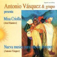 Antonio Vasquez:中南美彌撒 Misa Criolla (CD) - 限時優惠好康折扣