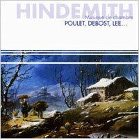亨德密特:室內樂作品 Hindemith: Musique de Chambre (CD) - 限時優惠好康折扣