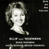 烏拉:吾愛 Ulla Neuman: With Joy and Feelings (CD) - 限時優惠好康折扣