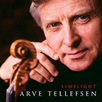 亞弗.泰勒弗森:琴影人生 Arve Tellefsen: Limelight (CD) 0