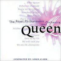 英國皇家愛樂管弦樂團:皇后樂團名曲集 The Royal Philharmonic Orchestra: Plays Queen (CD) - 限時優惠好康折扣