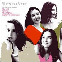 遇見芭莎女孩 Fihas da Bossa (CD)