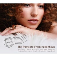 原味女人3 來自哥本哈根的明信片 The Postcard From Kobenhavn (CD) 0