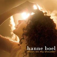 漢娜.鮑兒:月光灑在我肩上 Hanne Boel: Moon On My Shoulder (CD) 0