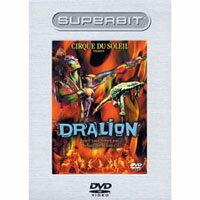 太陽劇團:超越極限 CIRQUE DU SOLEIL: DRALION (DVD)