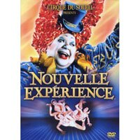太陽劇團:奇異幻境 CIRQUE DU SOLEIL: NOUVELLE EXPERIENCE (DVD) - 限時優惠好康折扣