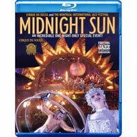 太陽劇團:子夜太陽 CIRQUE DU SOLEIL: MIDNIGHT SUN (藍光Blu-ray) - 限時優惠好康折扣