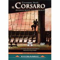 威爾第:歌劇《海俠》 Giuseppe Verdi: Il Corsaro (DVD)【Dynamic】 0