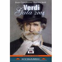 2004威爾第百年音樂會 Verdi Gala 2004 (DVD)【Dynamic】 - 限時優惠好康折扣