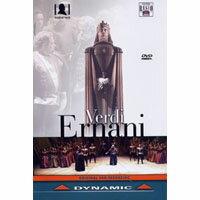 威爾第:歌劇《爾納尼》 Giuseppe Verdi: Ernani (DVD)【Dynamic】 0