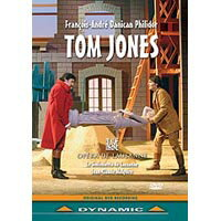 菲力多:歌劇《湯姆.瓊斯》 Danican Philidor: Tom Jones (DVD)【Dynamic】 0