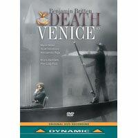 布瑞頓:歌劇《魂斷威尼斯》Benjamin Britten: Death In Venice (DVD)【Dynamic】 0