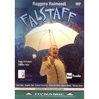 威爾第:歌劇《法斯塔夫》 Giuseppe Verdi: Falstaff (DVD)【Dynamic】 0