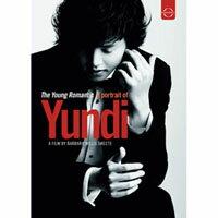 蕭邦的浪漫 李雲迪 Yundi - The Young Romantic (DVD) 【EuroArts】