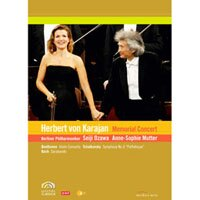~永遠的指揮帝王~卡拉揚100歲冥誕紀念音樂會 Karajan Memorial Concert (DVD) 【EuroArts】 - 限時優惠好康折扣