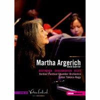阿格麗希 在韋爾比亞音樂節 Martha Argerich at the Verbier Festival (DVD) 【EuroArts】 - 限時優惠好康折扣