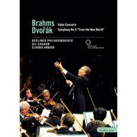 2002歐洲音樂會 在義大利西西里 Abbado conducts Brahms and Dvorak (DVD) 【EuroArts】 - 限時優惠好康折扣