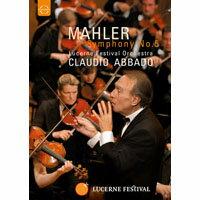 馬勒:第五號交響曲~阿巴多指揮琉森節慶管弦樂團 Mahler: Symphony No.5 (DVD) 【EuroArts】 - 限時優惠好康折扣