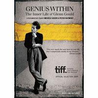 誰懂顧爾德 顧爾德逝世30週年紀念 Genius Within - The Inner Life of Glenn Gould (DVD+CD)