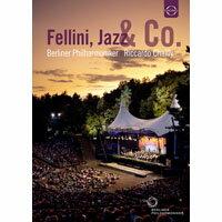 電影之夜^~2011年溫布尼音樂會 費里尼、爵士&羅馬想像 Berliner Philha