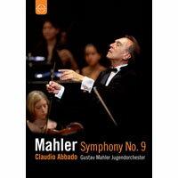 馬勒:第九號交響曲 阿巴多指揮馬勒青年管弦樂團 Mahler: Symphony No.9 (DVD) 【EuroArts】 - 限時優惠好康折扣