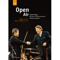 安可之夜~2002溫布尼音樂會 Open Air.A Night with the Berliner Philharmoniker (DVD) 【EuroArts】