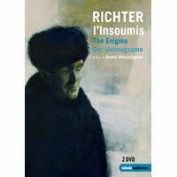 謎樣李希特 神秘鋼琴大師的琴聲世界 Richter, L'Insoumis - the Enigma (2DVD) 【EuroArts】 - 限時優惠好康折扣